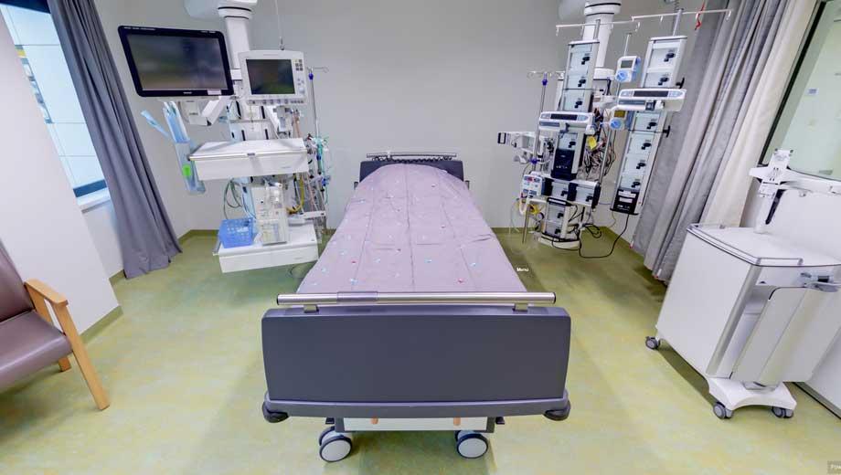 Virtuele tour Ziekenhuis Rijnstate Arnhem