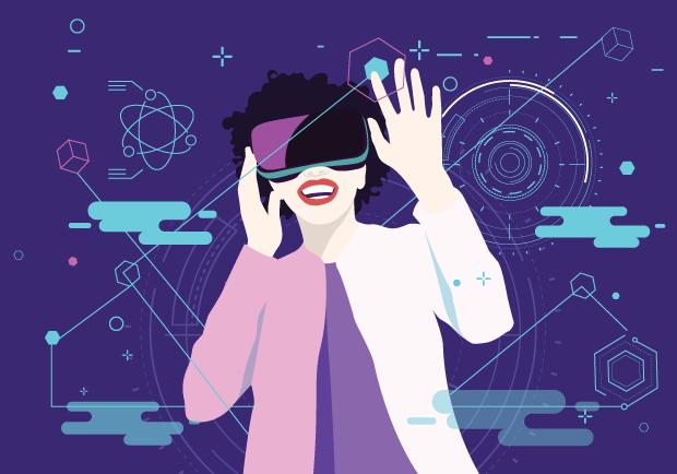Geschiedenis van augmented reality