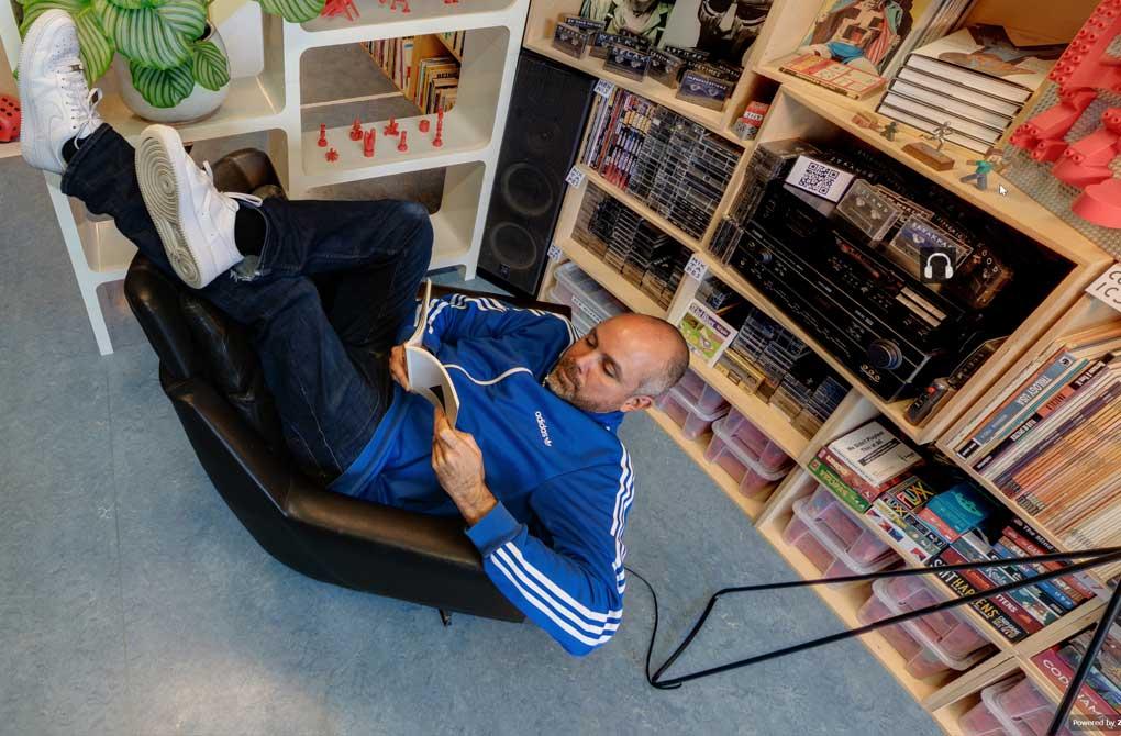 Viruele tour voor Playspace Rotterdam